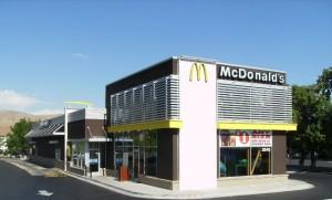 McDonalds Magna # 1